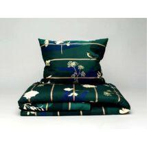 BOTANIC GARDEN (NIGHT) pamut-szatén ágynemű szett