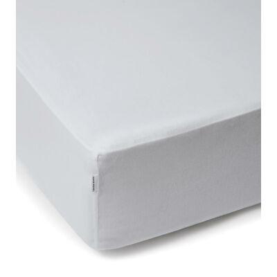 Gumis lepedő - fehér