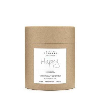 HAPPY - boldogság illatgyertya
