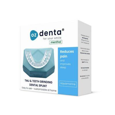 Fogcsikorgatás elleni fogvédő (2db/doboz) - mentol