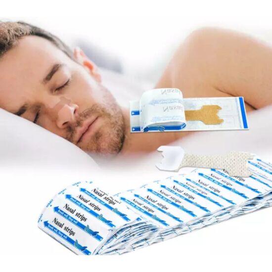 Horkolás elleni orrtapasz